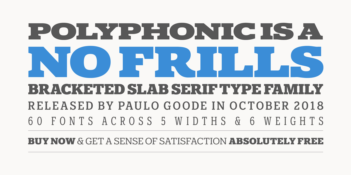 Polyphonic - Refined Elegance Perfected